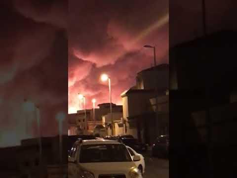 نجل شقيق صالح يدعو السعودية للاستفادة من استهداف شركة ارامكو بهذه الطريقة