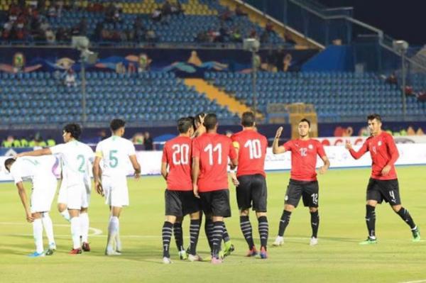 انتهاء مباراة اليمن وتركمانستان بتقدم اليمن بهدفين لهدف