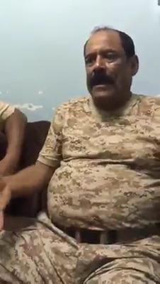 أول ظهور للواء جواس بعد حادثة استهداف قاعدة العند .. وهذا ما قاله! (بالفيديو والنص)