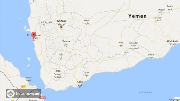اندلاع اشتباكات في احياء وسط مدينة الحديدة