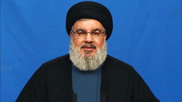 """حسن نصر الله يعترف بوجود مقاتلين من عناصر """"حزب الله"""" في اليمن ويقول انه لا يخجل من ذلك (فيديو)"""