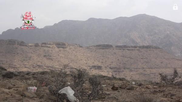 قوات العمالقة تعلن تأمينها وادي المقصب في البرح بعد تحريره من الحوثيين (فيديو)