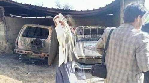 الكشف عن معلومات جديدة حول حادثة اقتحام قرية النقاش في حبيش بمحافظة إب