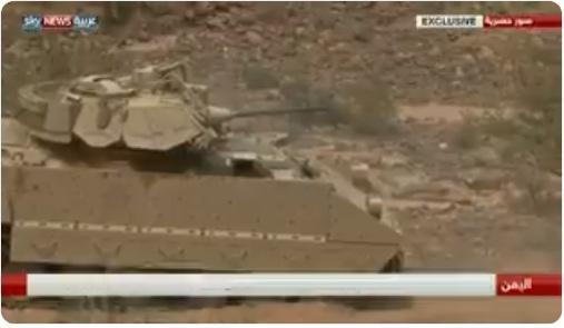 شاهد فيديو ماذا يفعل السعوديون في صعدة