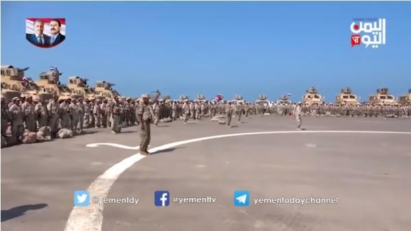 نشر اول فيديو وثائقي عن قوات حراس الجمهورية التي يقودها العميد طارق صالح (شاهد)