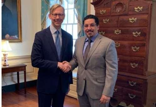 مسؤول أمريكي يقول: سنعمل مع اليمن للقضاء على التهديدات الايرانية