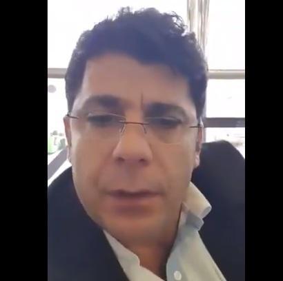 لبناني تم اخراجه من عمله في السعودية فنشر مقطع فيديو يستنجد بحسن نصر الله وشركة بمكو السعودية تصدر بيان حوله