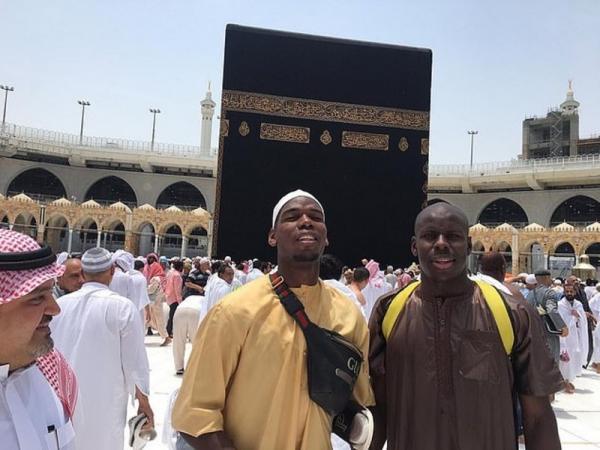 اللاعب الفرنسي بوجبا بالفيديو عن زيارته لمكة المكرّمة: لا أنسى مطلقاً الأمور المهمة في الحياة
