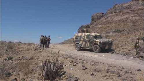 الحوثيون يهاجمون قعطبة ويحاولون استعادتها مجددا.. وهذا ما حدث اليوم هناك ! (تفاصيل)