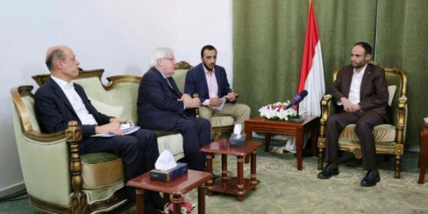 في لقاء مع الفضائية اليمنية .. المهندس العمراني يفضح لجنة المراقبة الأممية والمبعوث الأممي لليمن