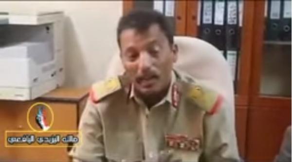 محافظ أبين يفجر قنبلة و يفتح النار بلا رحمة على حكومة الشرعية ويصفها بالفاشلة (فيديو)
