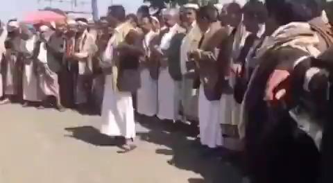 بالفيديو.. محافظ ذمار المستقبل المقدشي المعين من قبل المشاط يقول انه سيقاتل الحوثيين حتى لوهم عشره