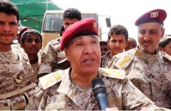 توجيهات رئاسية بإقالة قائد عسكري برتبة لواء بعد مهاجمته للتحالف ! (فيديو)