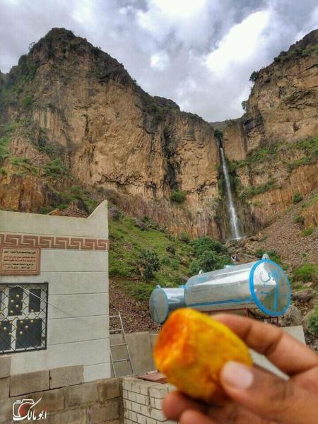 شاهد.. مجموعة صور لصيف ٢٠١٩ من جنة العرب محافظة إب اليمن
