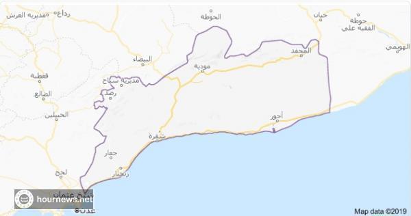 الجيش يدفع بتعزيزات كبيرة إلى شقرة بأبين