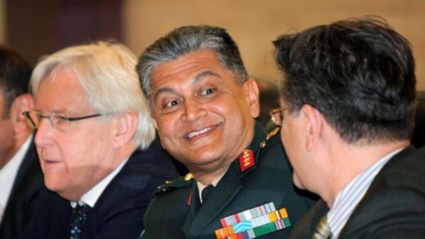 الأمم المتحدة تطيح بالجنرال «لوليسغارد» وتعين الجنرال «غوها» رئيسًا جديدًا لفريق المراقبين الدوليين في اليمن