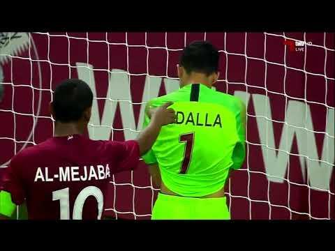 شاهد هدف المنتخب اليمني الذي ابكى الحارس القطري (فيديو)