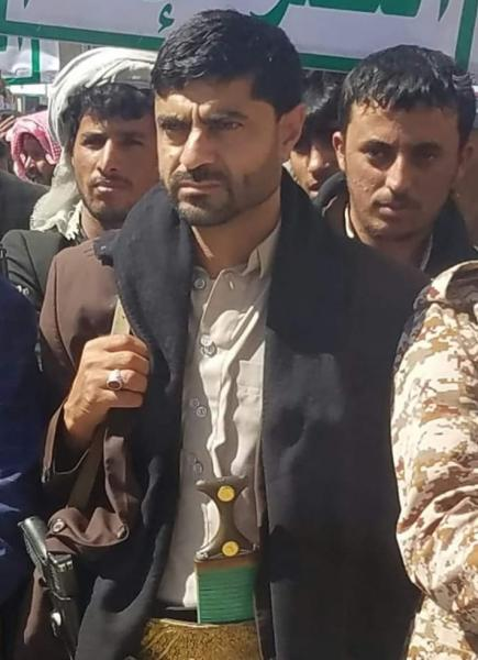 مقتل قائد محور البيضاء الحوثي وعدد من مرافقيه بغارة جوية (الاسم + الصورة)