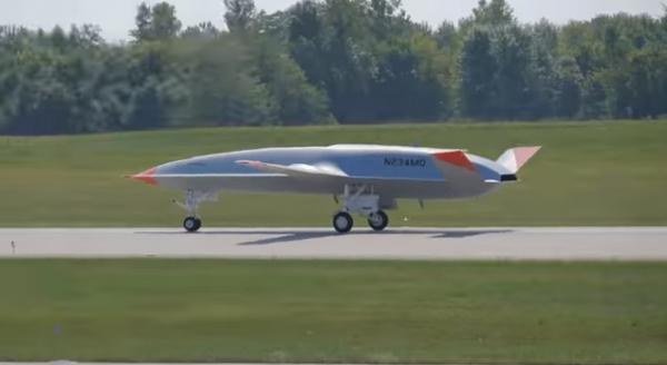 تجربة ناجحة على طائرة بوينج MQ-25 الطائرة الخزان بدون طيار