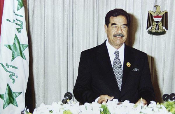 رغد صدام تنشر تسجيلا مؤثرا لوالدها (فيديو)