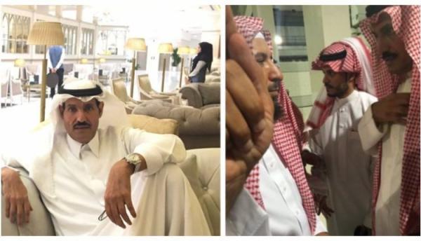 أول حديث لوالد قاتل اللواء عبدالعزيز الفغم (فيديو)