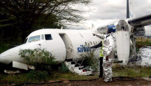 بالفيديو: الطائرة المعجزة.. تحطمت ونجا جميع ركابها