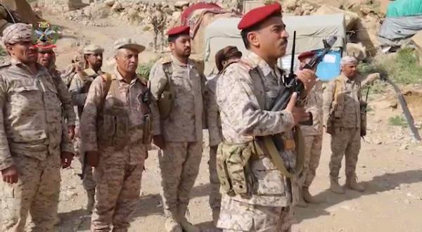 لأول مرة.. قائد قوات التحالف العربي وقائد العمليات المشتركة يزوران صنعاء (فيديو)