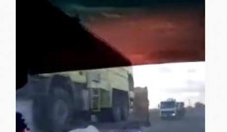شاهد انسحاب القوات الإماراتية من قاعدة العند (فيديو)