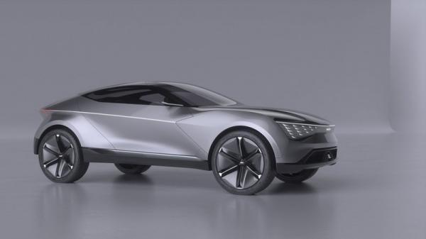 """شركة """"كيا"""" تكشف عن سيارتها النموذجية كيا فيوتشرون"""