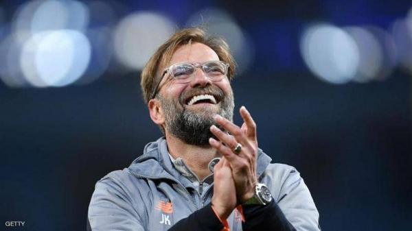 ليفربول يكافئ مدربه كلوب بهدية ثمينة