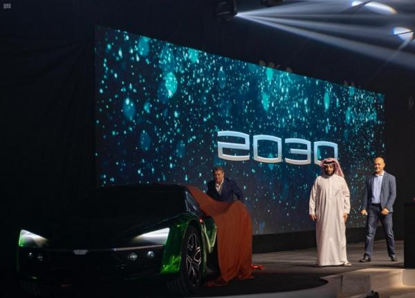 تركي آل الشيخ يعلن عن تفاصيل السيارة الوحيدة بالعالم والتي صممت خصيصاً لموسم الرياض
