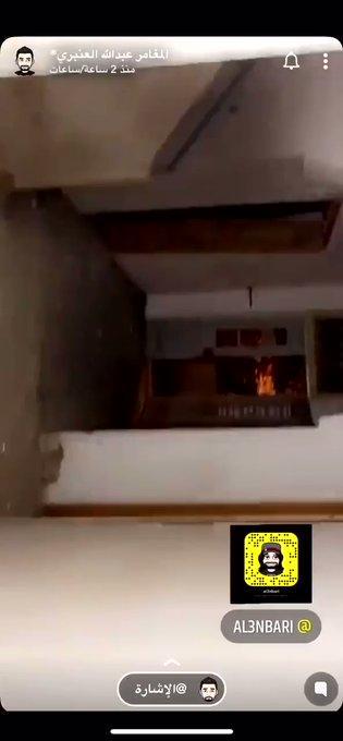 فيديو مرعب لمغامر سعودي يزور منزل مسكون بالجن .. ويشاهدهم أمامه (+18 شاهد)