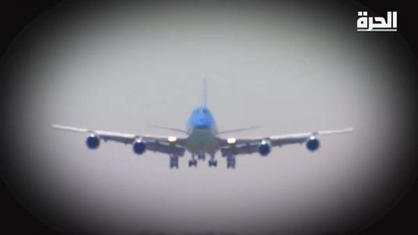 بالفيديو.. أسرار الطائرة الرئاسية الأمريكية.. غرفة عمليات ومزودة بحقيبة الاسلحة النووية