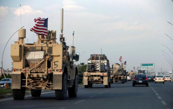مسؤول بالخارجية الأمريكية يتهم إيران بالهجوم على القاعدة الأمريكية في العراق