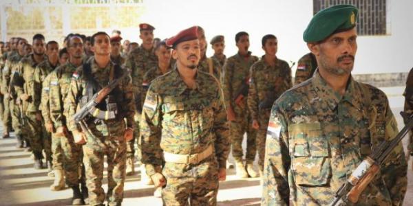 إستقالة قيادي كبير في قوات الحزام الامني من منصبه (الاسم)