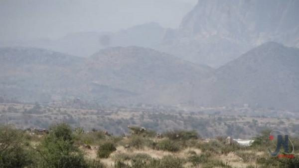 مقتل 5 حوثيين بينهم قيادي كبير في جبهة الضالع (الاسم)