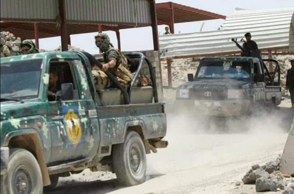 كشف ما حدث اليوم في مأرب وإعلان من قوات الأمن الخاصة