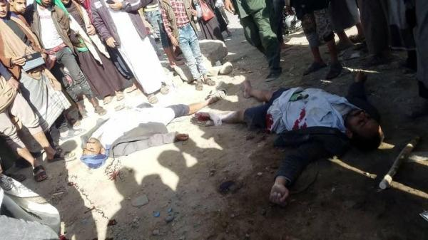 قيادي حوثي يقتل شقيقين ويصيب ثالثاً في صنعاء.. لهذا السبب الصادم!