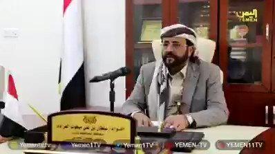 """أول تصريح لمحافظ مأرب """"سلطان العرادة"""" بعد تقدم الحوثيين في نهم"""
