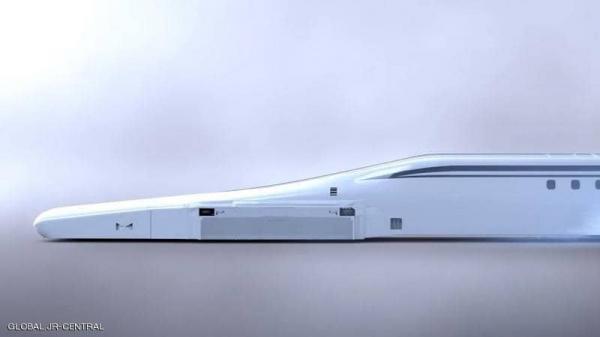 """معجزة يابانية جديدة.. قطار """"يطير"""" بسرعة 600 كيلومتر"""