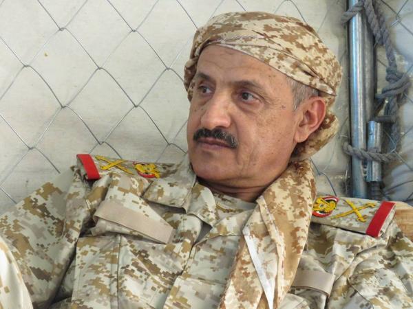 تعرف على السيرة الذاتية لقائد معارك نهم الجديد وقائد العسكرية السابعة