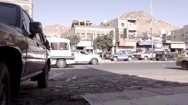 هذا ما حدث صباح اليوم بصنعاء وأدى الى إغلاق أكبر شوارعها