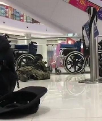 أين اختبأ 14 ساعة؟.. شاهد لحظة نهاية ومقتل إرهابي تايلاند برصاص القوات الخاصة
