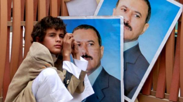 ناطق جنوبي: وصية الرئيس (صالح) يتم تنفيذها اليوم في عدن