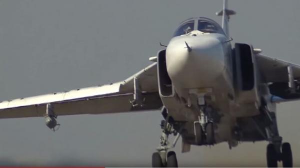 الدفاع الروسية تكشف عن معركة في إدلب بين القوات الروسية وقوات تركية.. وتدمير 12 آلية عسكرية