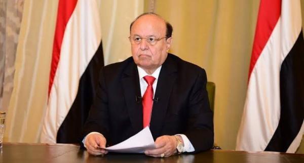 اتصال مباشر من الرئيس هادي بمحافظ الجوف.. بعد مقتل نجله !