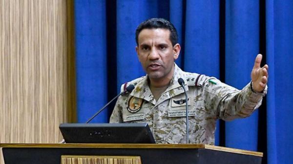 التحالف: اعتراض وتدمير زورق مفخخ مسيّر عن بٌعد أطلقته المليشيا الحوثية من الحديدة