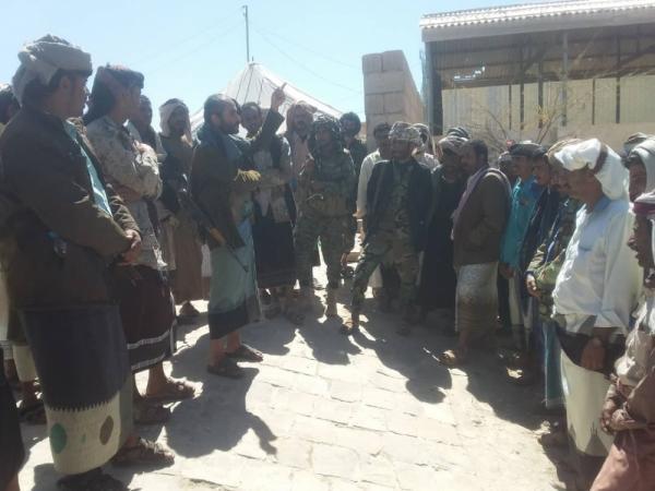 الإفراج عن رواتب افراد قوات الأمن الخاصة بشبوة