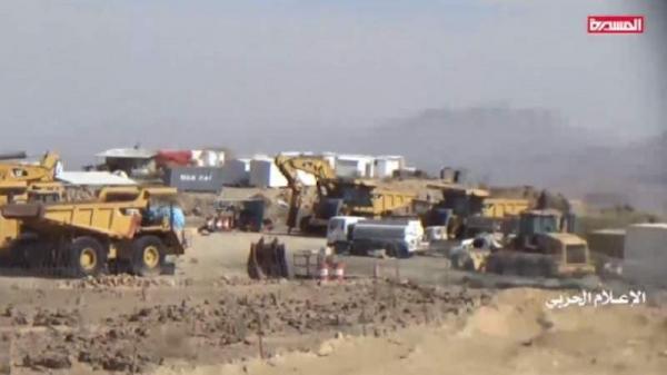 الحوثيون يكشفون عن منجم ذهب في صنعاء وبدء التنقيب فيه