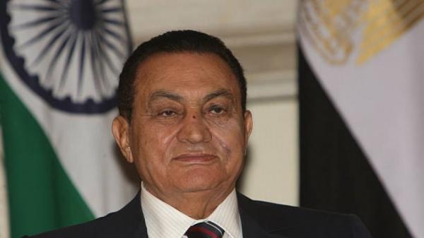 صورة تكشف سبب وفاة الرئيس المصري السابق حسني مبارك